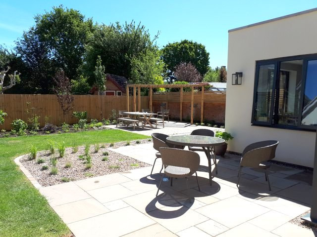 Contemporary Cottage Garden, Loughborough